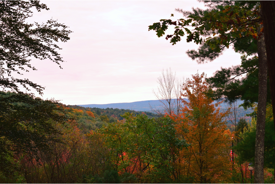 History in the Pocono Mountains