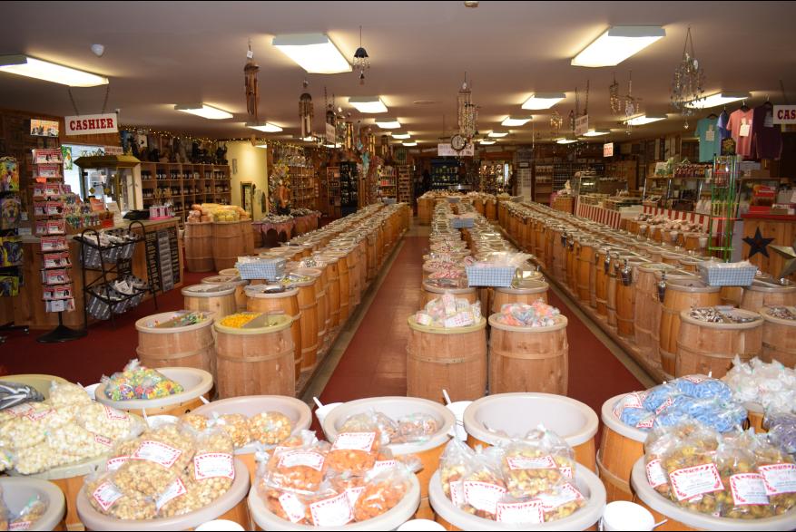 Explore the specialty shops in the Poconos