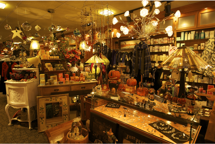 Shopping in the Pocono Mountains