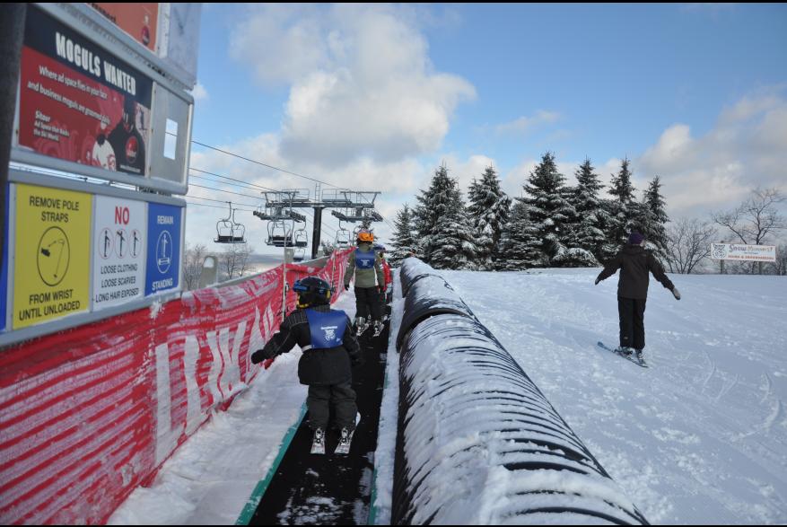 Learn to Ski/Ride in the Pocono Mountains