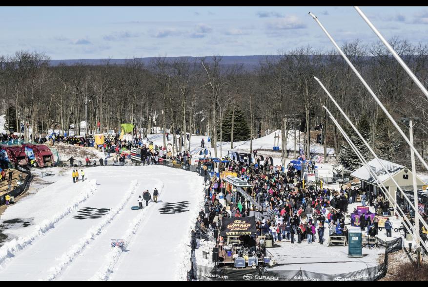 Poconos Winter Events