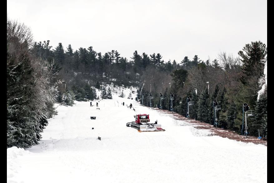 Pocono Mountains Snow Conditions