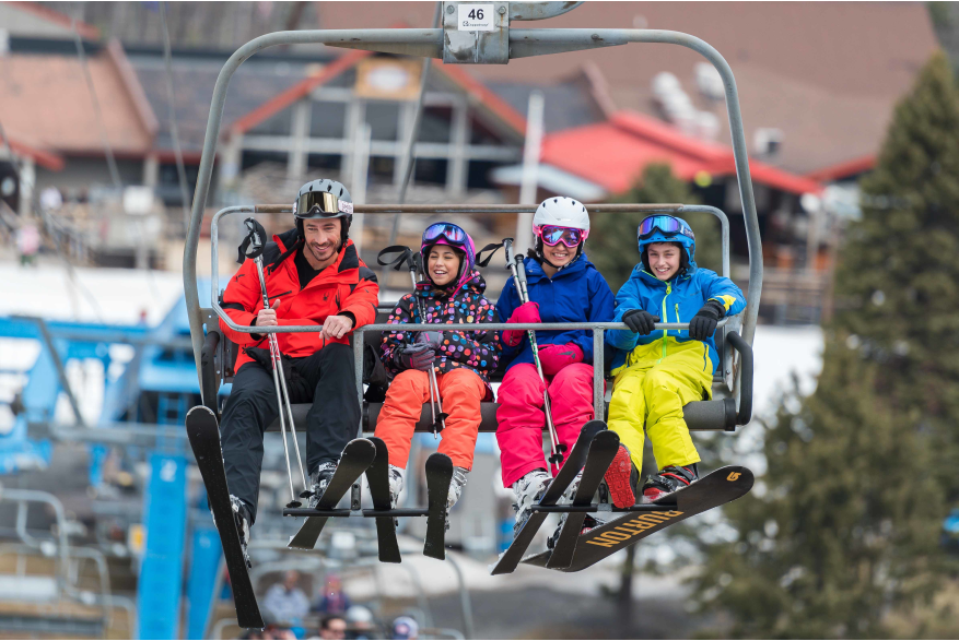 Pocono Mountains Ski Resort