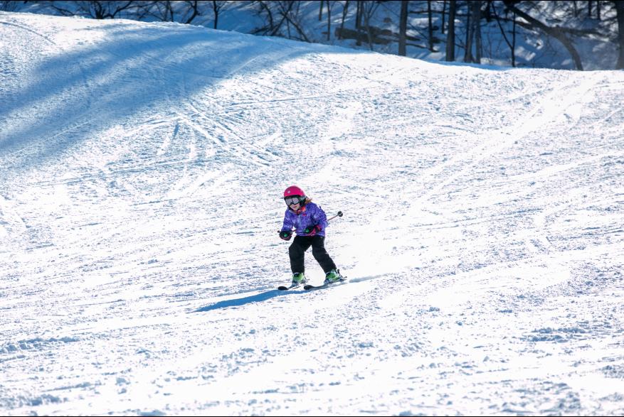 Pocono Mountains Skiing Fun