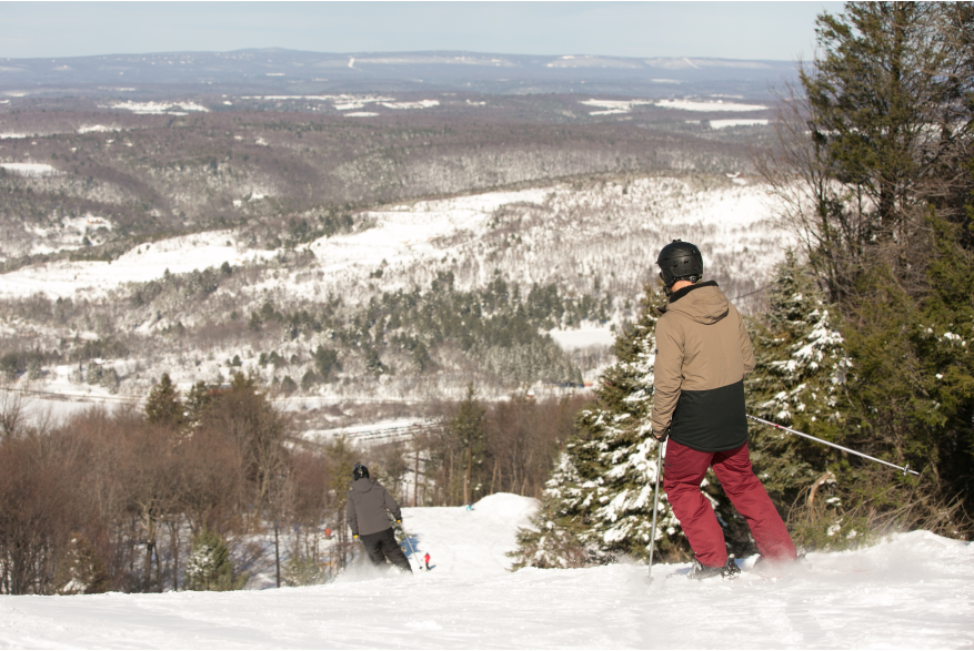 Skiing & Snowsport Activities in the Pocono Mountains