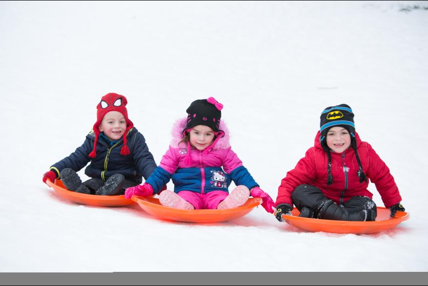Pocono Mountains Winter Family Fun