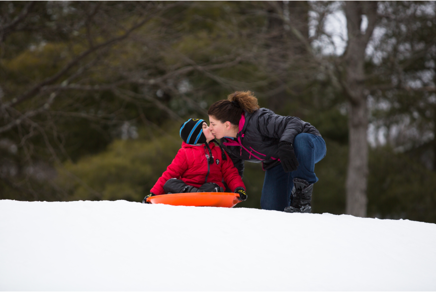 Winter Family Fun at Woodloch