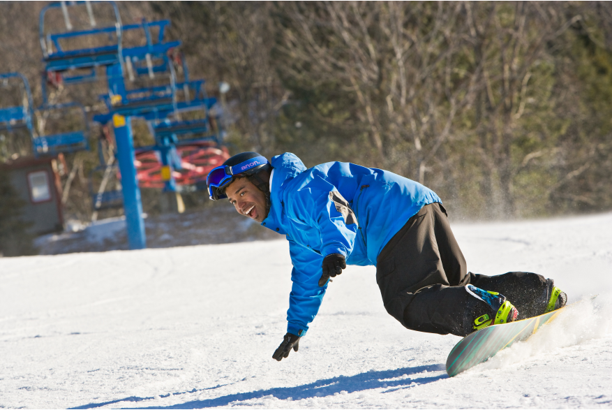 Hit the Slopes in the Pocono Mountains