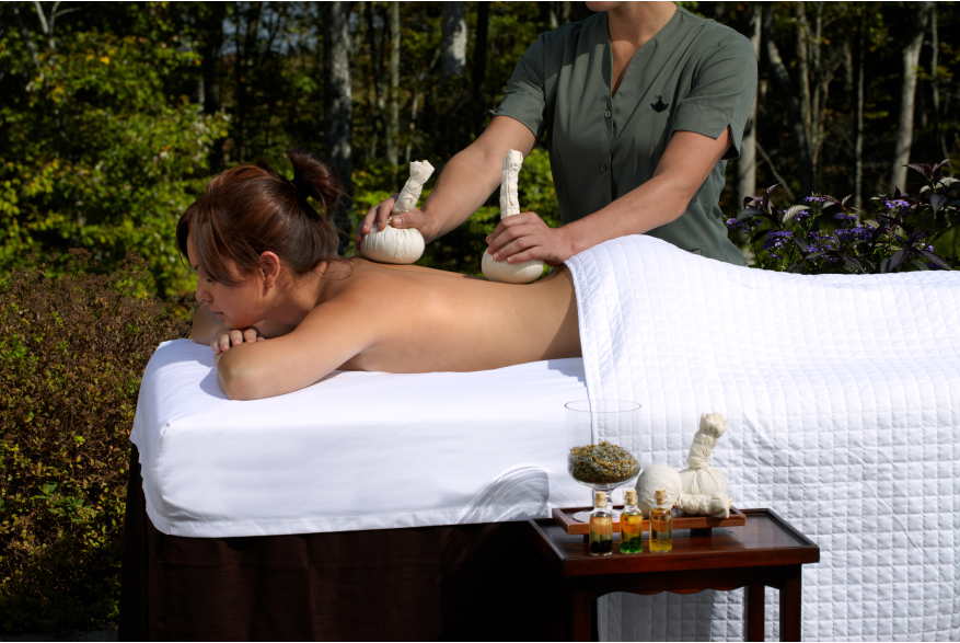 Spas in the Northern Pocono Mountains