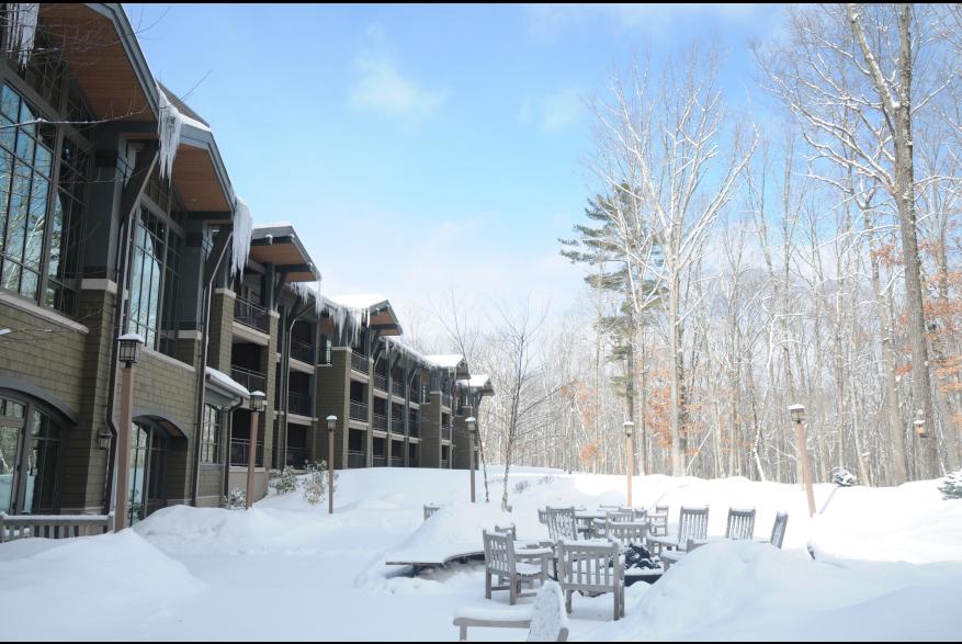 Winter Spa Escapes in the Poconos