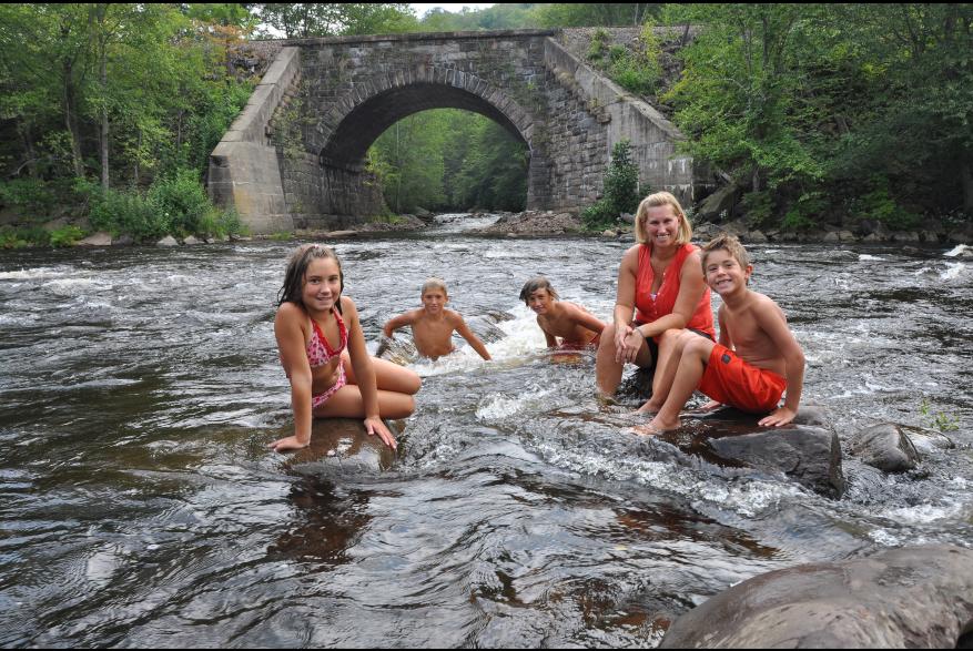 Pocono Mountains Family Fun