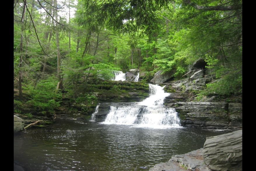 Waterfalls Childs Park DWGNRA 1 Low Res PoconoMtns