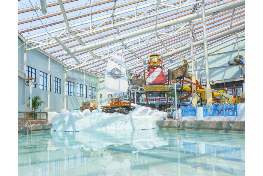 Indoor Waterparks in the Pocono Mountains