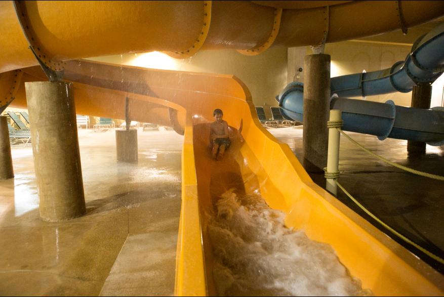 Pocono Waterpark Fun