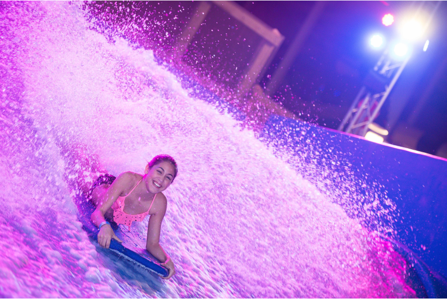 Pocono Mountains Indoor Waterpark Resorts