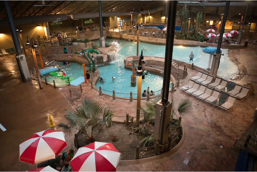 Splash the Day Away at an Indoor Waterpark in the Pocono Mountains