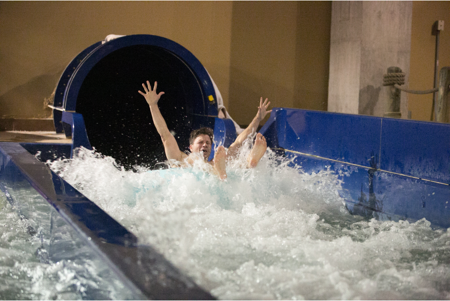 Indoor Waterpark Fun in the Pocono Mountains