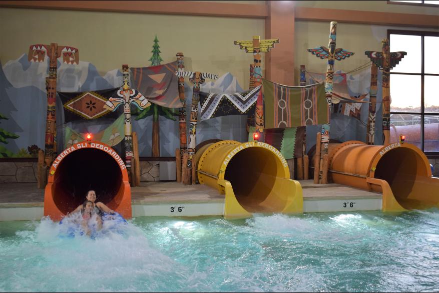 Explore the Poconos Indoor Waterparks