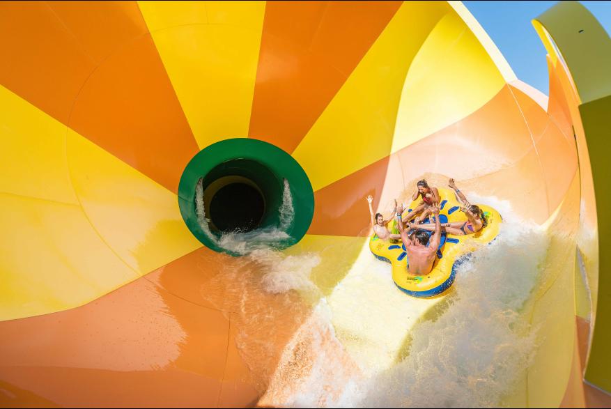 Waterpark Fun in the Pocono Mountains