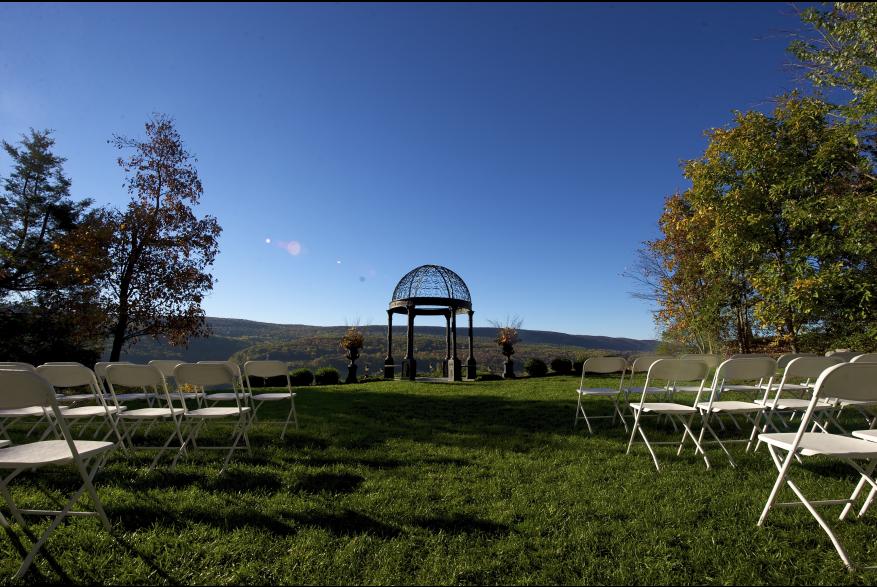 Beautiful Pocono View for a Wedding