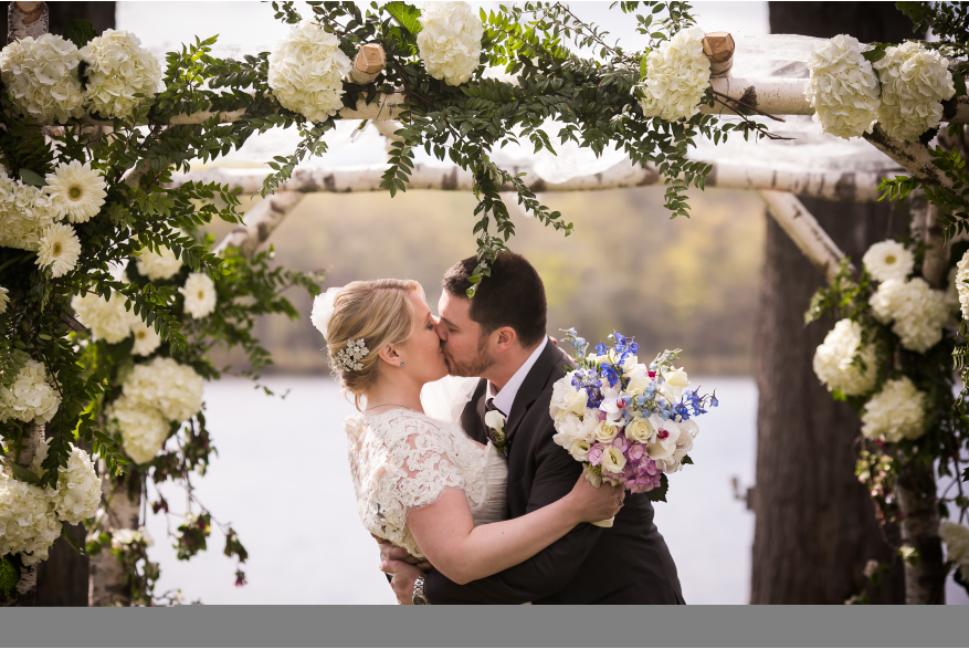 Weddings at Woodloch Resort in the Pocono Mountains
