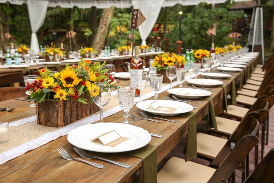 Plan Your Wedding Reception in the Pocono Mountains