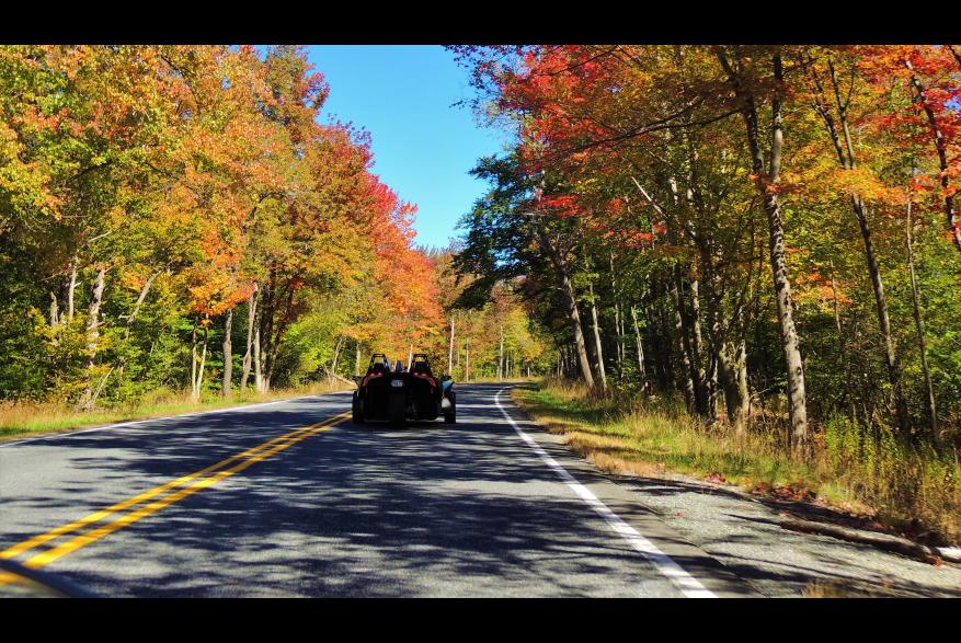 Slingshot Tours of the Pocono Mountains