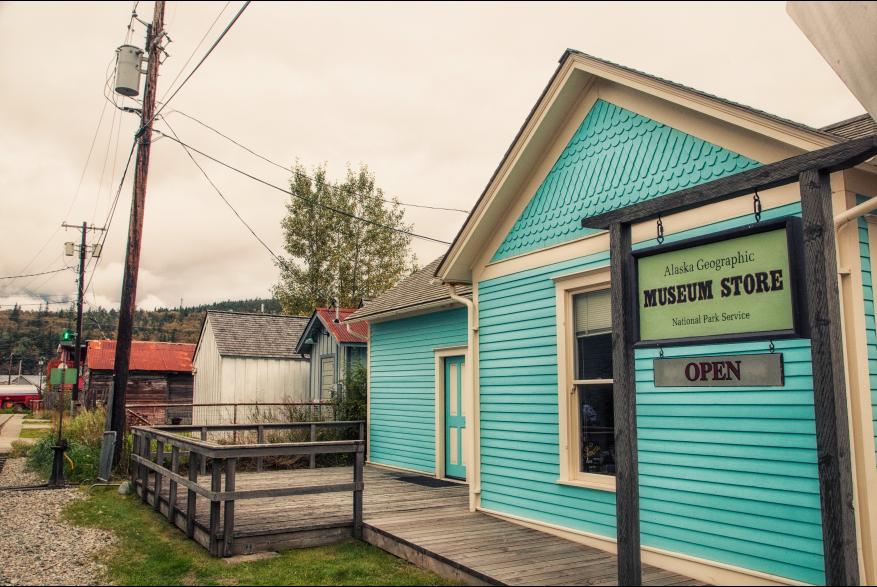 Alaska Geographic Museum Store