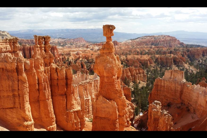 Bryce Canyon Thor's hammer