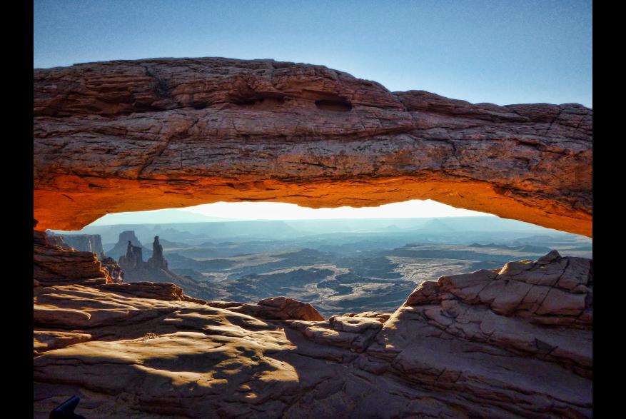 Canyonlands NP Mesa Arch Sunrise