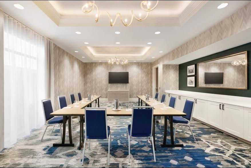 Embassy Suites Meeting Room