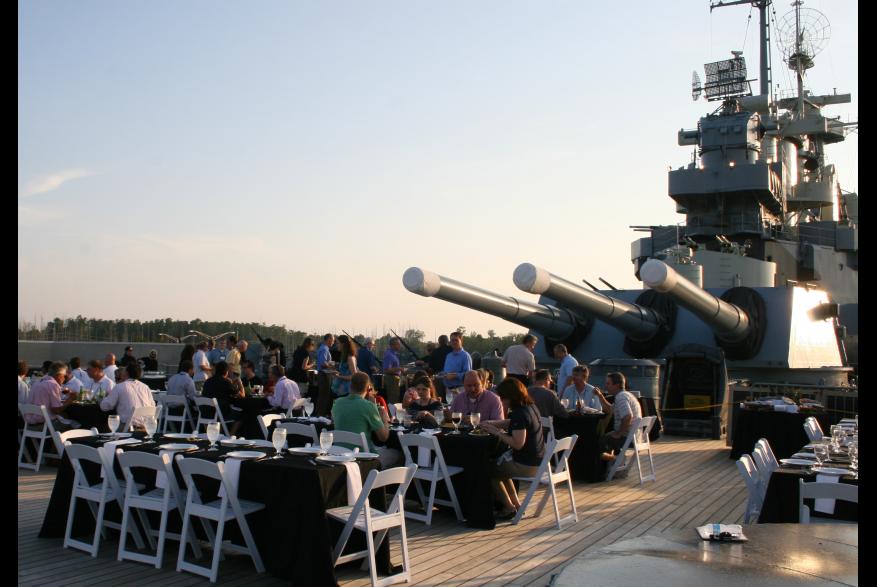 Battleship NORTH CAROLINA Event