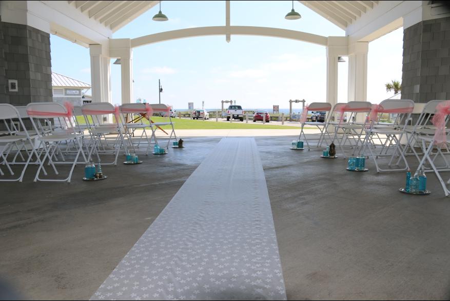 Kure Beach Oceanfront Park Pavilion