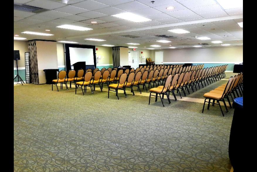 Shell Island Resort soundview ballroom