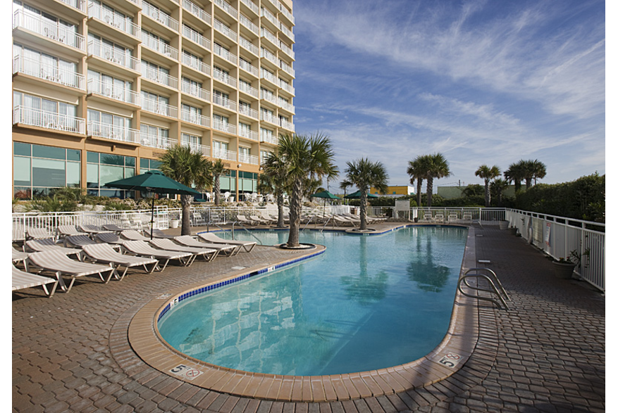 Courtyard Carolina Beach Outdoor Pool
