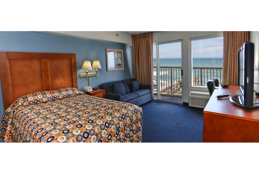 Golden Sands Hotel ocenfront room