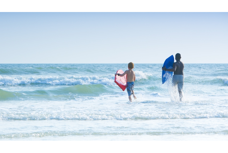 Wrightsville Beach Boogie Boards