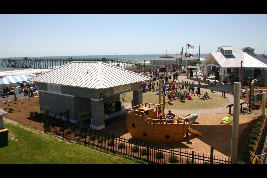 Ocean Front Park Event