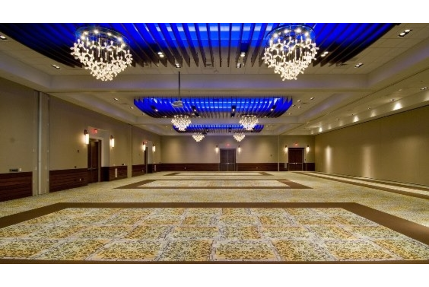 Ballroom at the Wilmington Convention Center