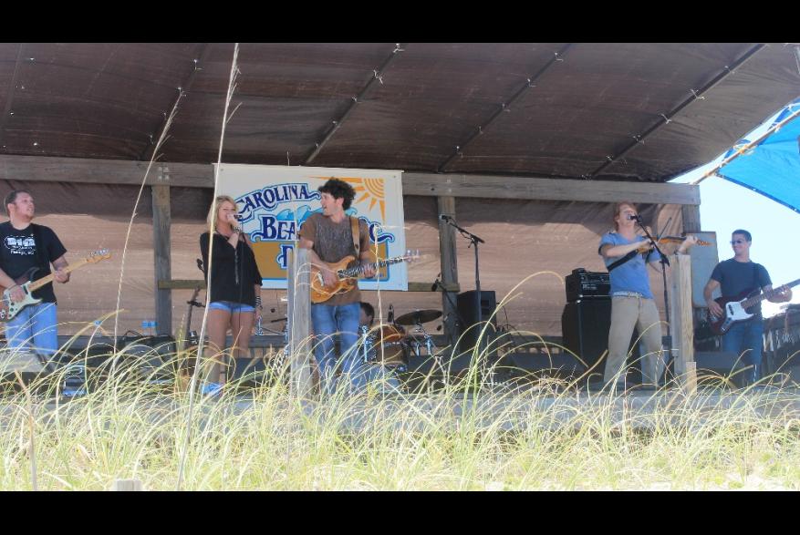 Annual Carolina Beach Music Festival