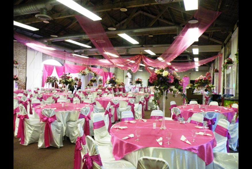 Coastline Convention Center reception