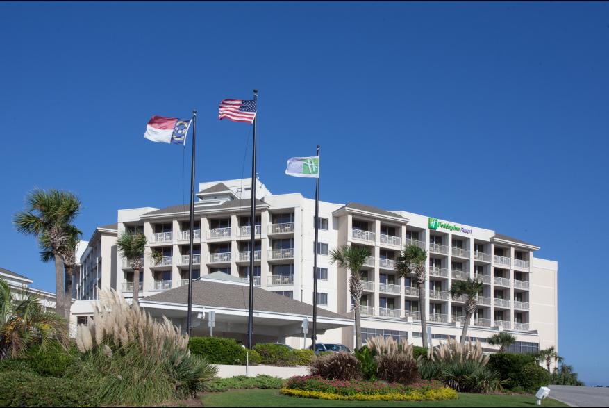 Holiday Inn Resort Exterior Shot