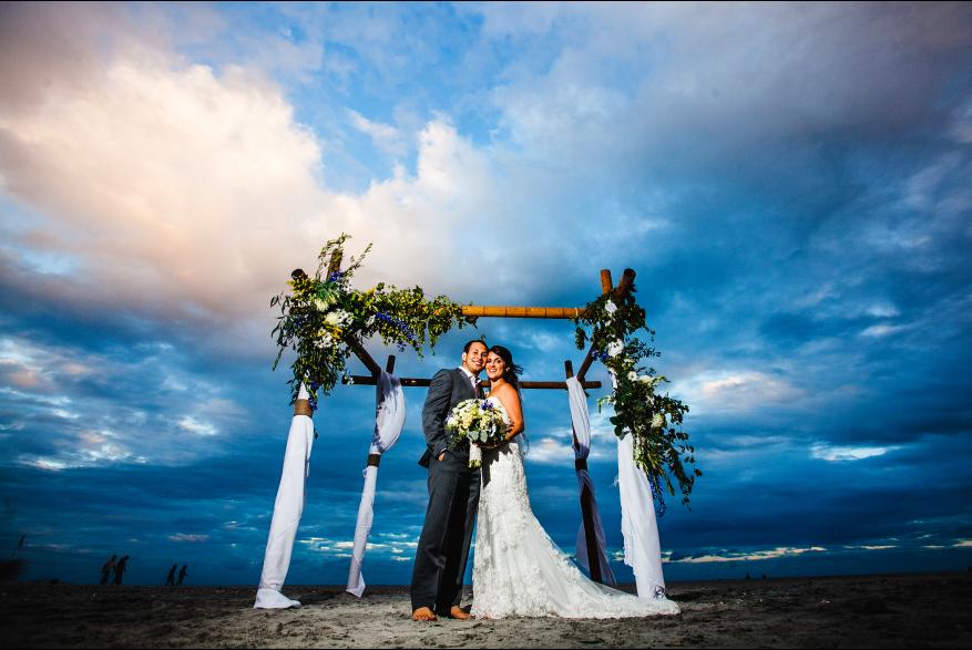 Wedding at Wrightsville Beach