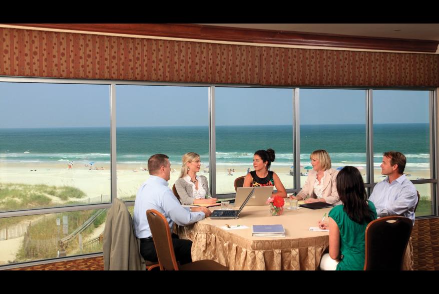 Meeting at the Holiday Inn Resort