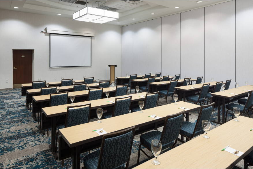 Courtyard Carolina Beach Oceanfront meeting room
