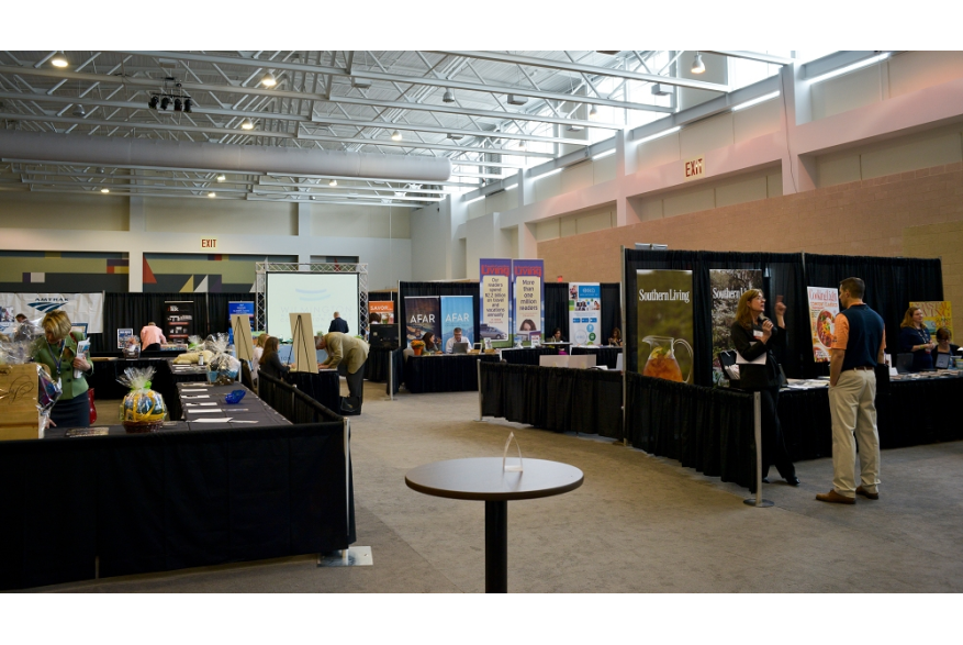 Wilmington Convention Center Exhibit Hall