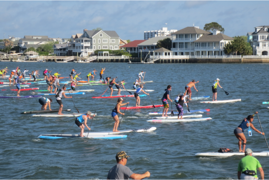SUP Race Wrightsville Beach