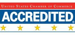 5 star accredited logo