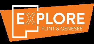 Explore Flint and Genesee logo