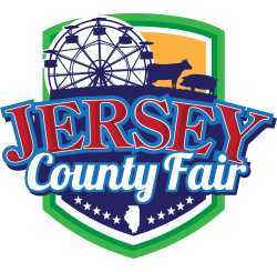 Updated Jersey County Fair Logo